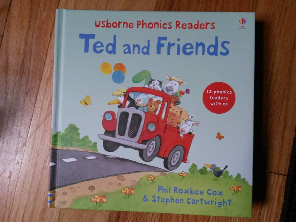 Ted and Friends1