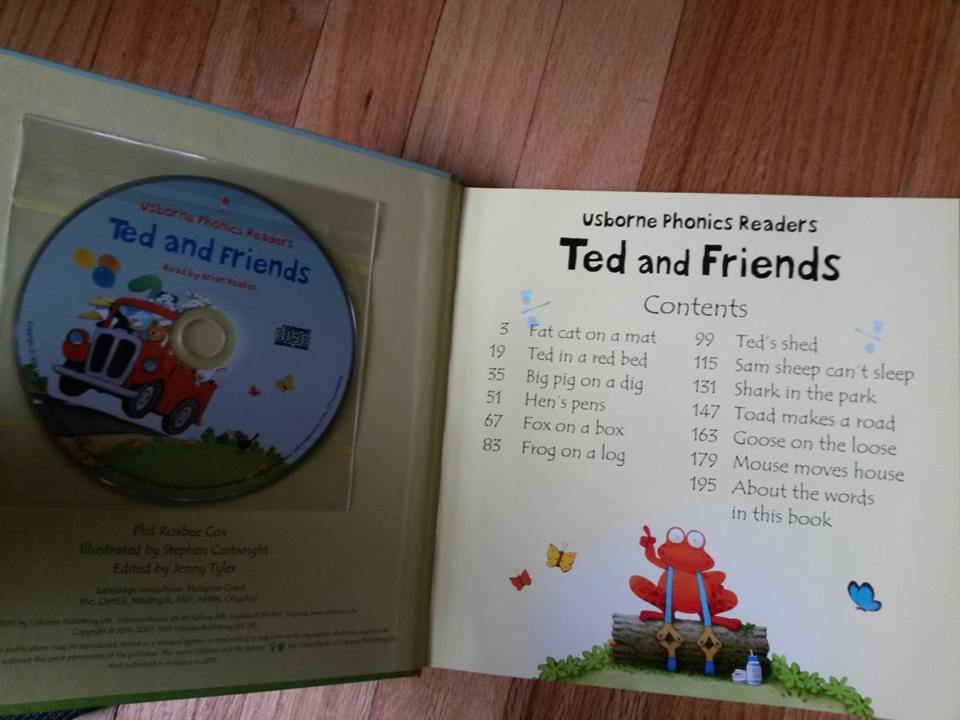 Ted and Friends2