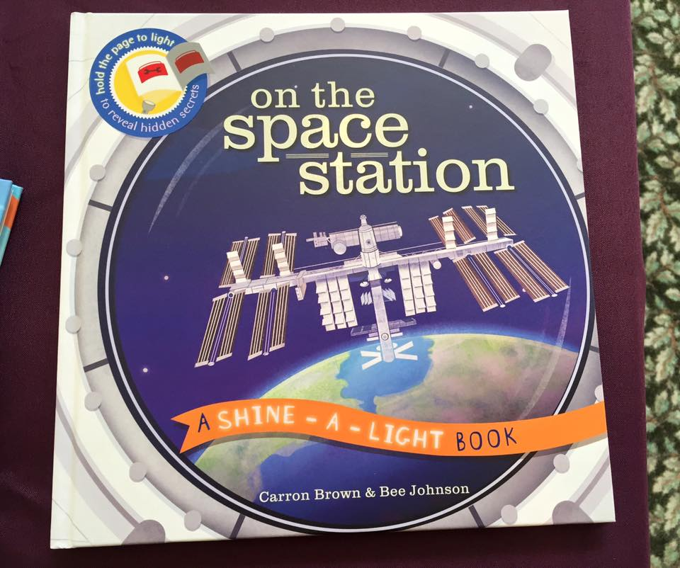 on the space station1