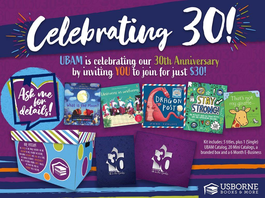 Join Usborne Books & More