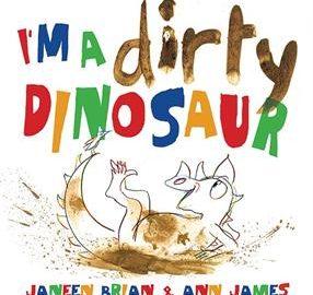 I'm A Dirty Dinosaur - Usborne Books & More