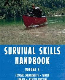Bear Grylls Survival Skills Handbook - Volume 3 - Usborne Books & More
