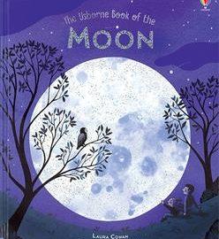 The Usborne Book of the Moon - Usborne Books