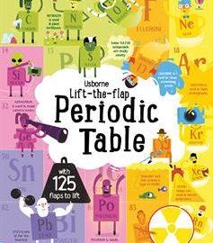 Usborne Lift-the-Flap Periodic Table