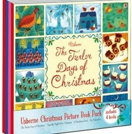 Usborne Christmas Picture Book Pack