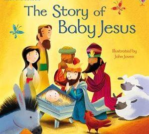 Usborne The Story of Baby Jesus - Usborne Books & More