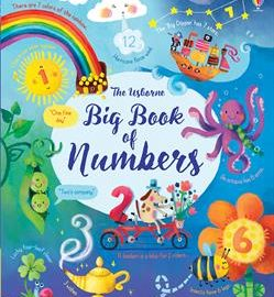 The Usborne Big Book of Numbers