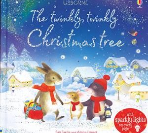 Usborne The Twinkly, Twinkly Christmas Tree