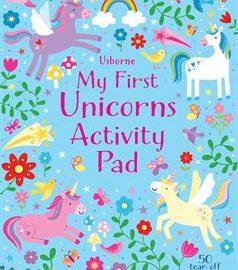 My First Unicorns Activity Pad - Usborne Books & More