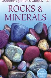 Usborne Spotters Guides Rocks & Minerals - Usborne Books & More