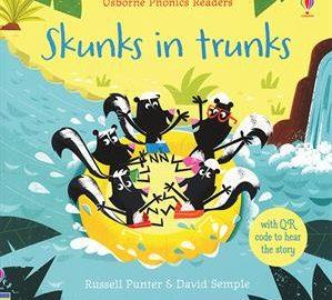 Skunks in Trunks - Usborne Books & More