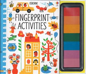 Usborne Fingerprint Activities - Usborne Books & More