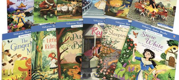 Usborne Story Books - Beginner Readers