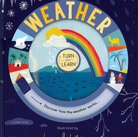 Turn and Learn Weather - Usborne Books & More