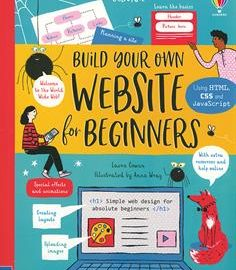 Usborne Build Your Own Website for Beginners