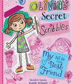 Olivias Secret Scribbles - Book 1 - Usborne Books & More