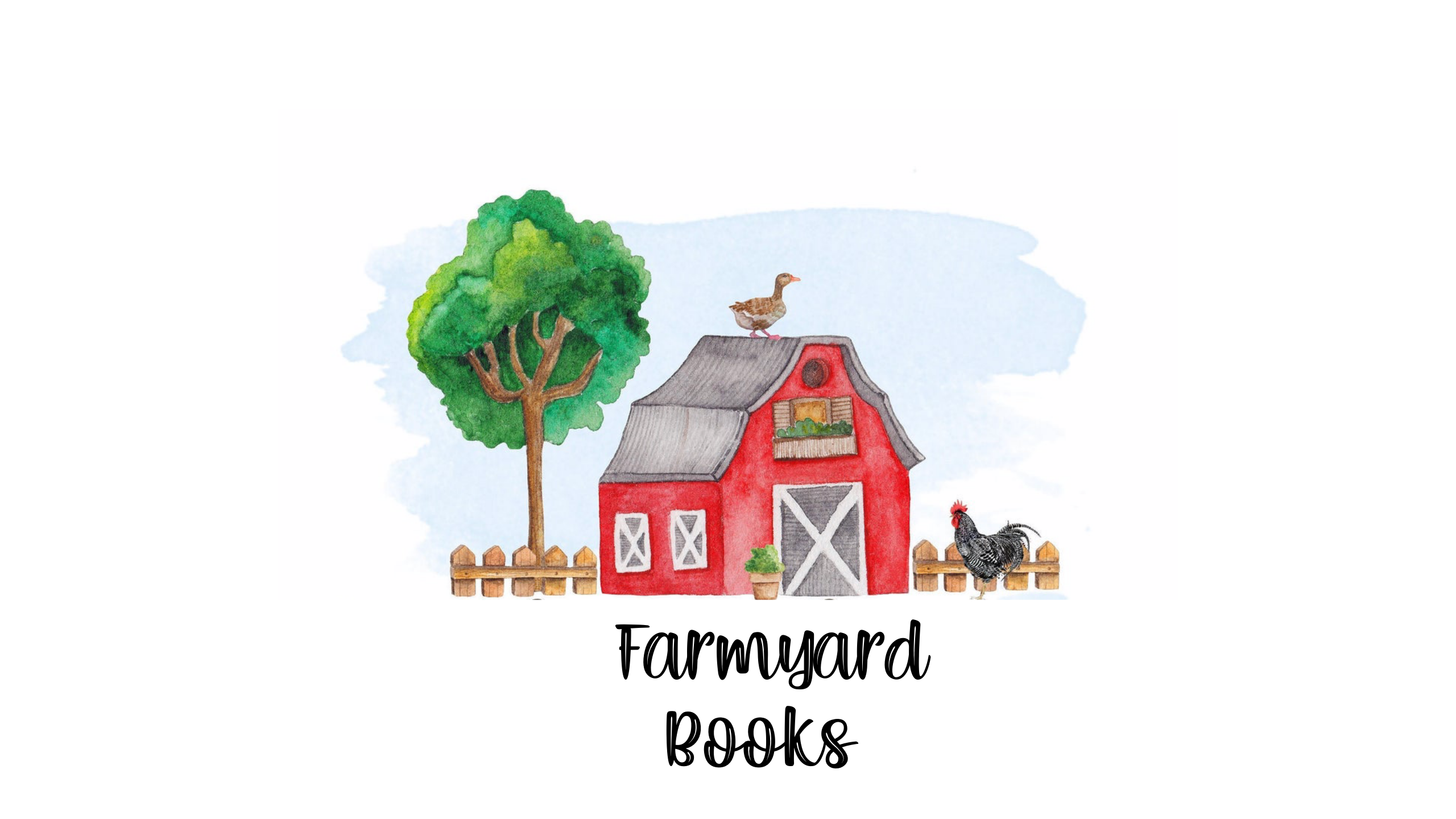 Farmyard Books | Usborne Books & More Independent Consultant