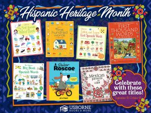 National Hispanic Heritage Month ~ September 15 - October 15