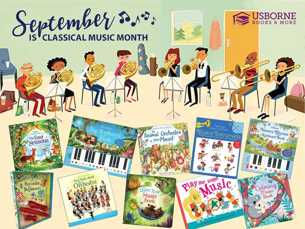 September is Classical Music Month