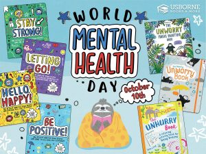 World Mental Health Day ~ October 10