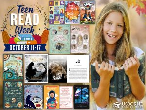 Teen Read Week ~ October 11-17