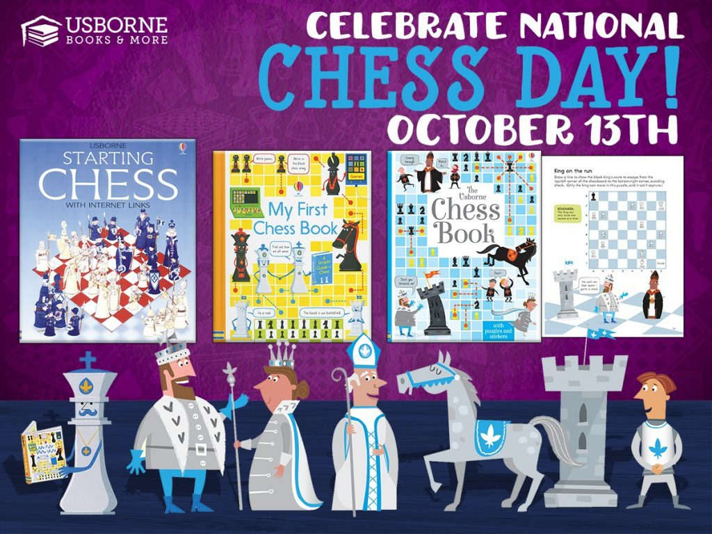 National Chess Day October 13