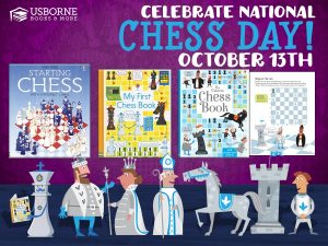 National Chess Day ~ October 13