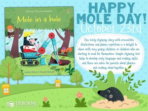 Mole Day ~ October 23