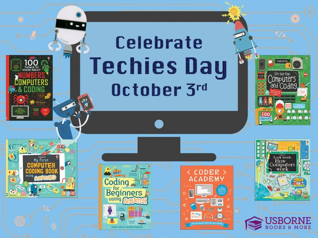 National Techies Day October 3rd