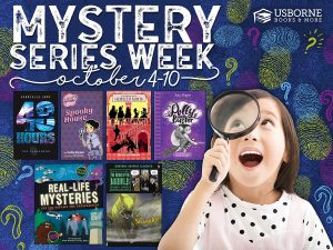 Mystery Series Week - October 4-10