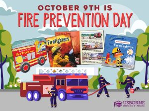 Fire Prevention Day ~ October 9