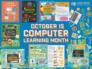 October is Computer Learning Month!