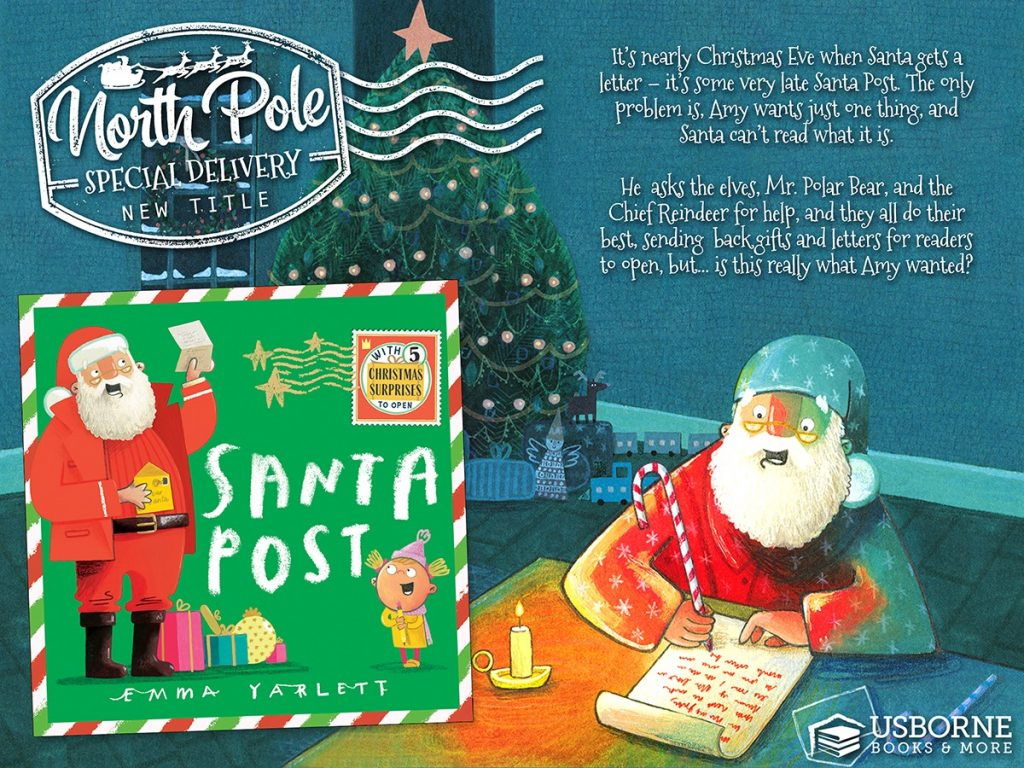 Santa Post - Usborne Books & More