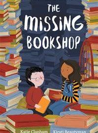 Usborne The Missing Bookshop