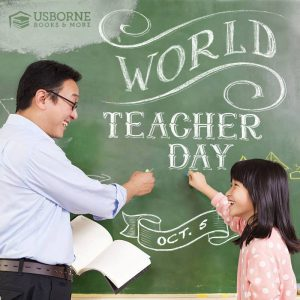 World Teachers' Day ~ October 5