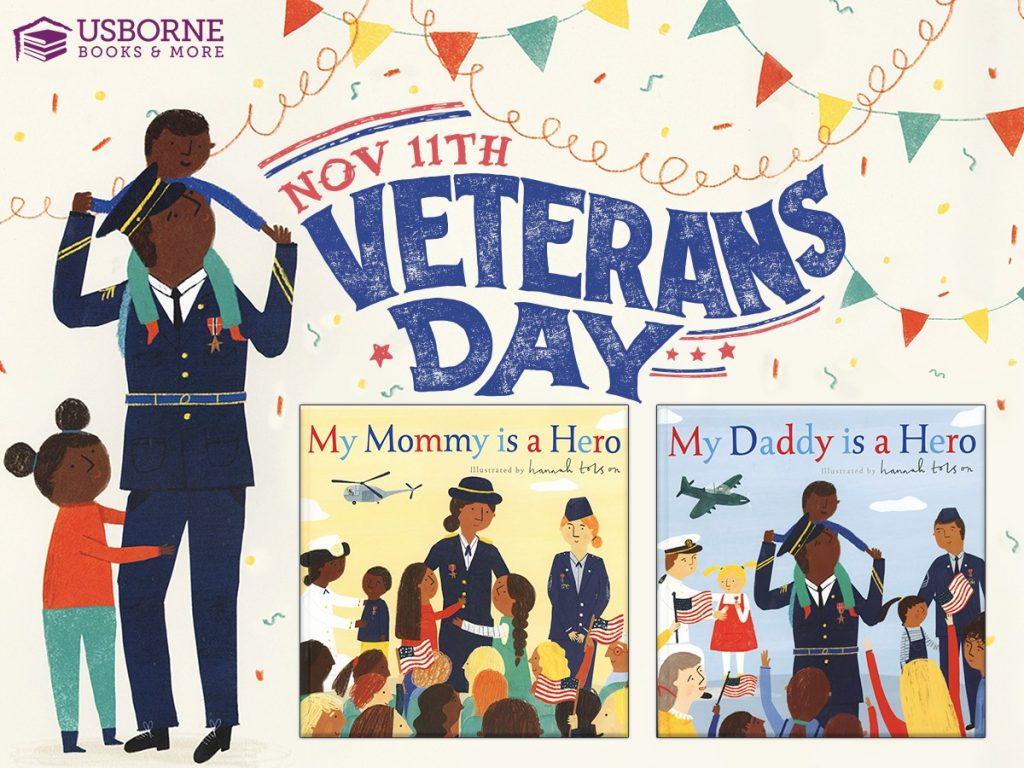 Veterans Day is November 11th.