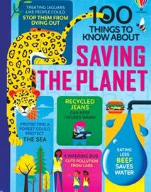 100 Things to Know About Saving the Planet (IR) - Usborne Books & More