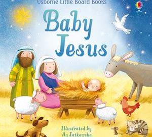 Usborne Baby Jesus - Usborne Books & More