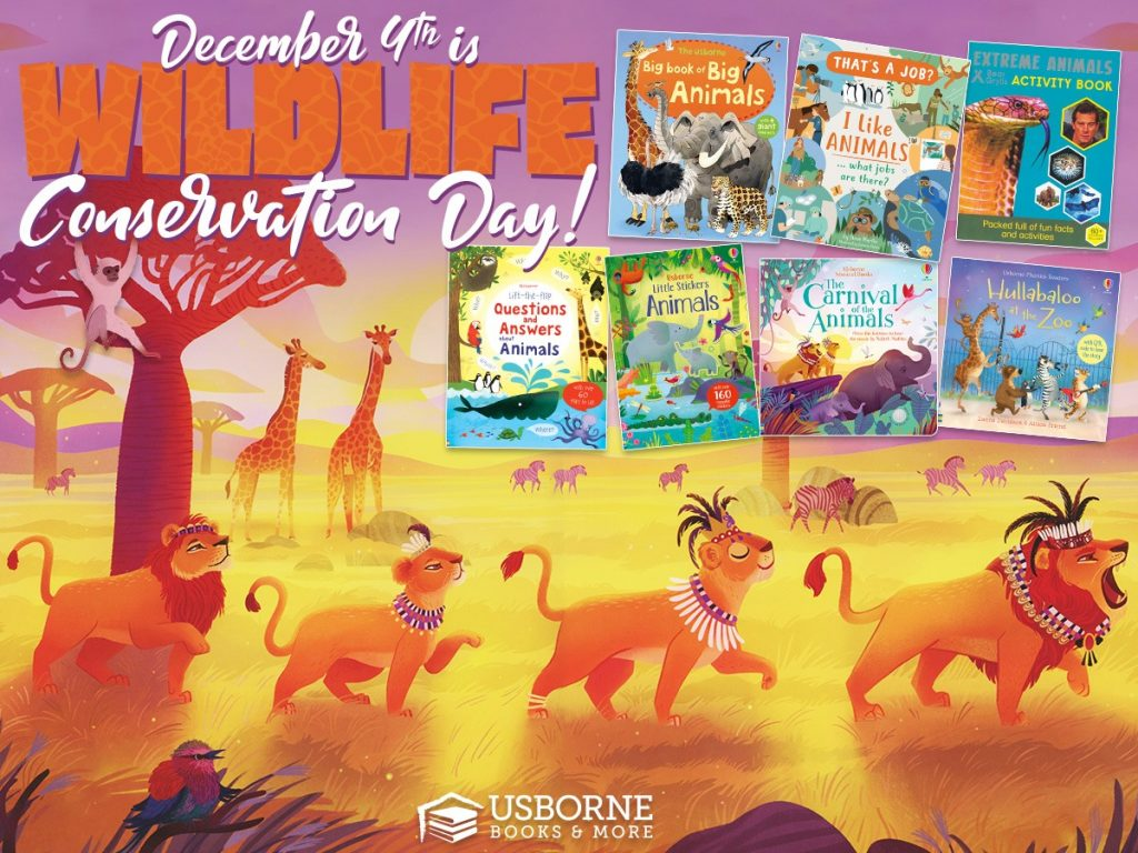 Wildlife Conservation Day - December 4th
