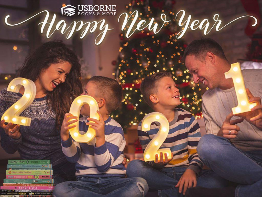 Happy New Year from Farmyard Books