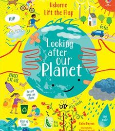 Usborne Lift the Flap Looking after our Planet - Usborne Books & More