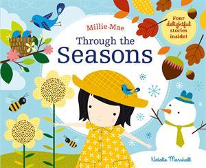 Millie Mae Through the Seasons