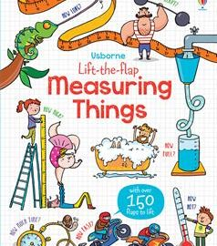 Usborne Lift-the-Flap Measuring Things (IR)