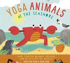 Yoga Animals At the Seashore