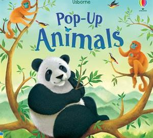 Usborne Pop-Up Animals