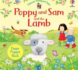 Poppy and Sam and the Lamb Finger Puppet Book