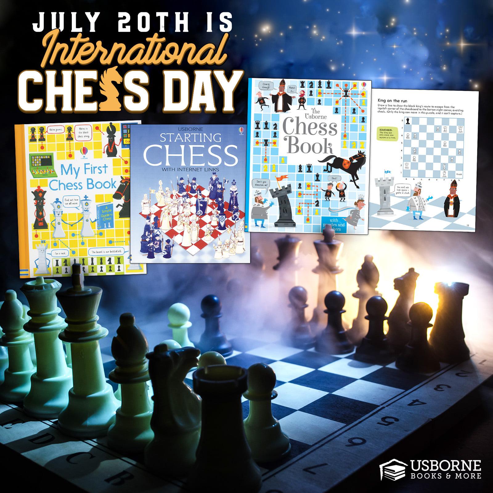 International Chess Day ~ July 20