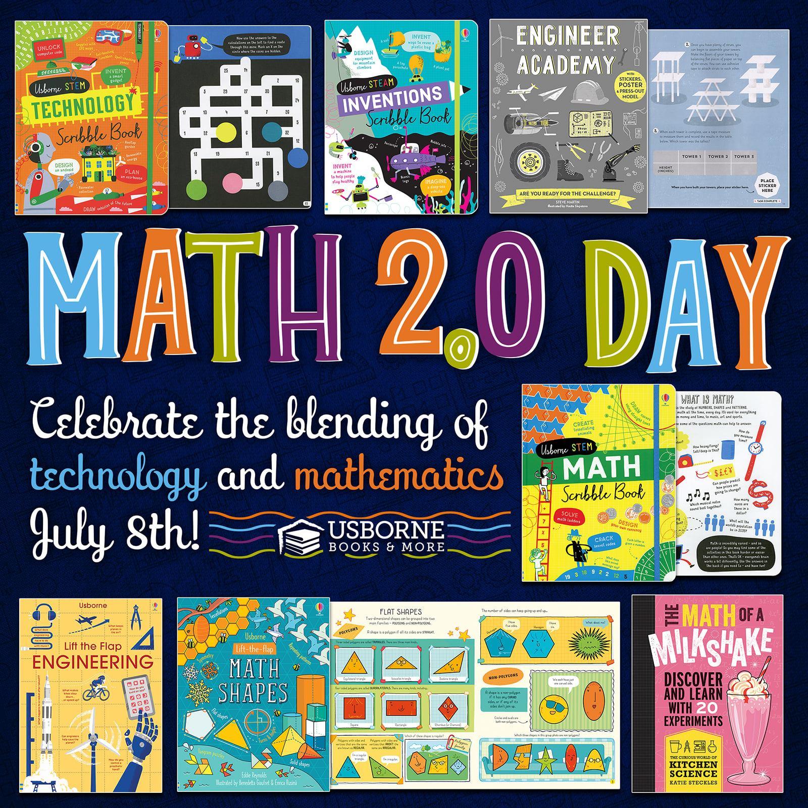 Math 2.0 Day ~ July 8