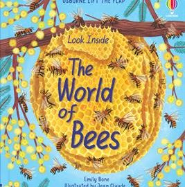 Look Inside the World of Bees (IR)