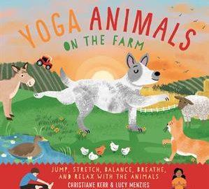 Yoga Animals on the Farm